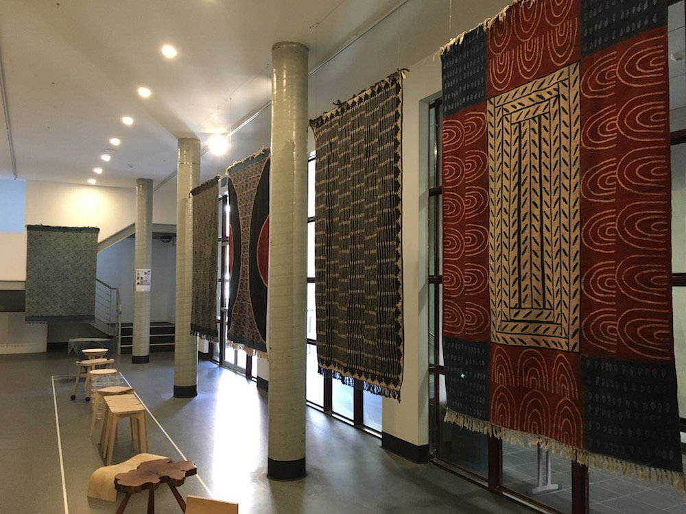 Galeecha and furniture, UNSW Art & Design