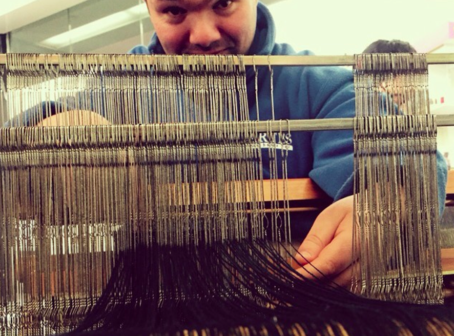 Meet the Maker: Lads with Looms
