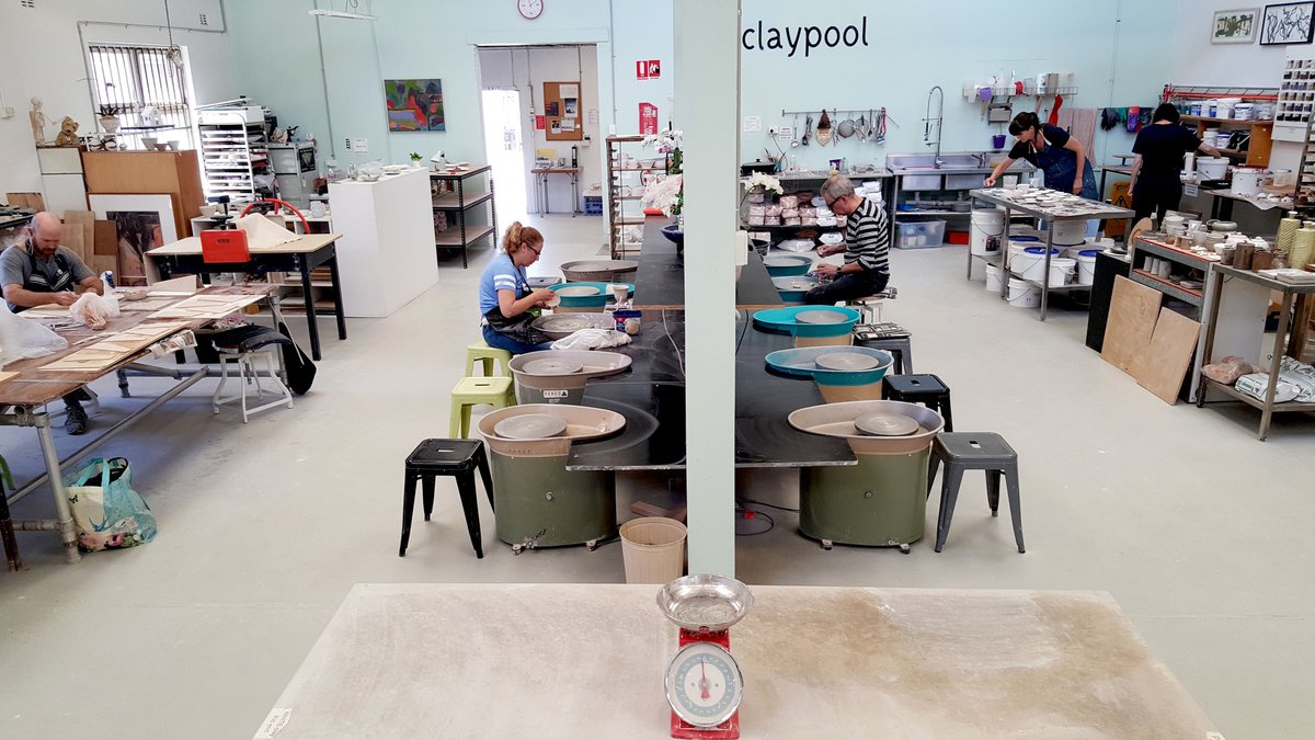 Claypool ceramic studios