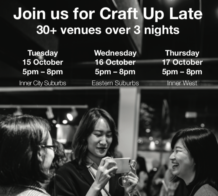 Craft Up Late 2019