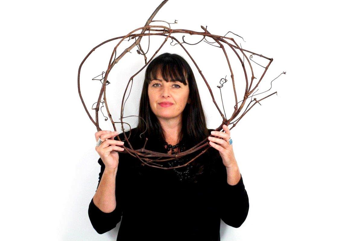 Sculptural Random Weave with Catriona Pollard