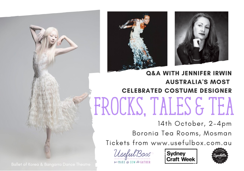 Frocks, Tales and Tea