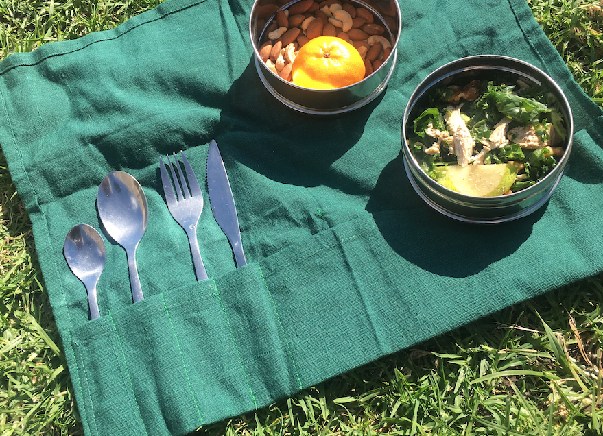 Green Fix reusable cutlery kit