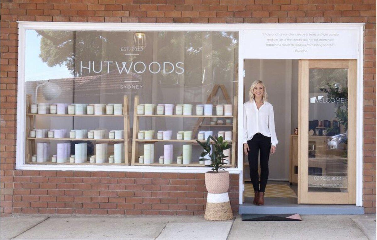 Hutwoods exterior