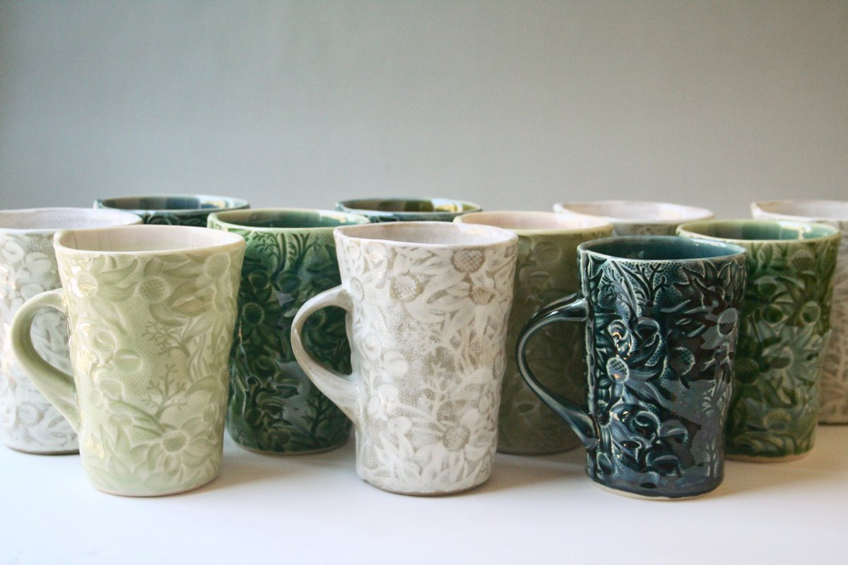 Denise McDonald mugs