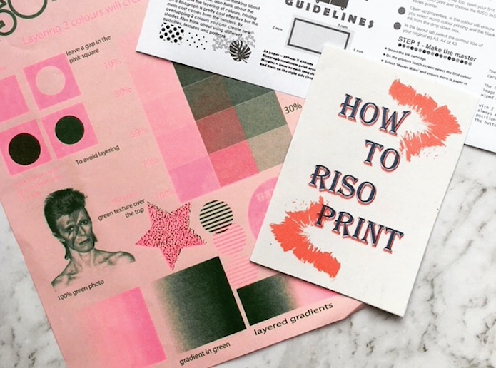 Learn to Riso detail