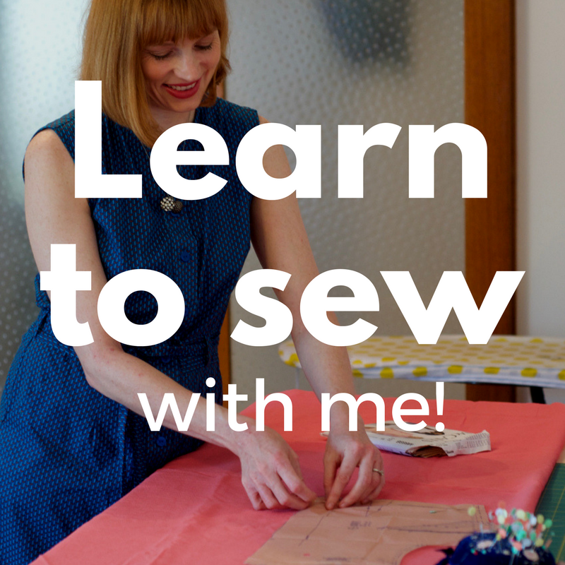 Image: Learn to Sew with UsefulBox - Caroline Adams. Courtesy UsefulBox.