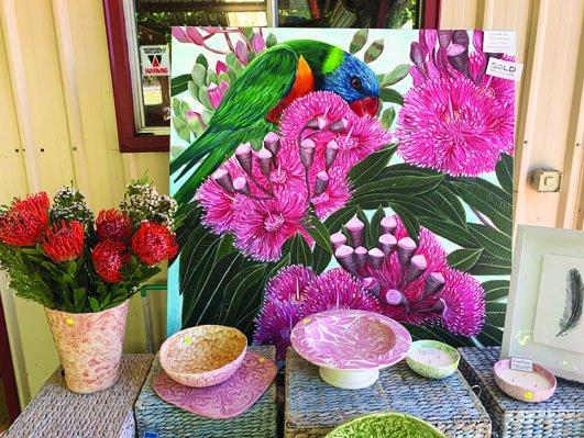 Nicole Miranda ceramics. Image courtesy of the artist