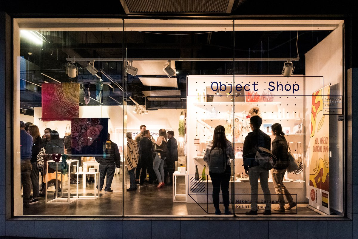 Object Shop, 2019. Photo: Rhiannon Hopley