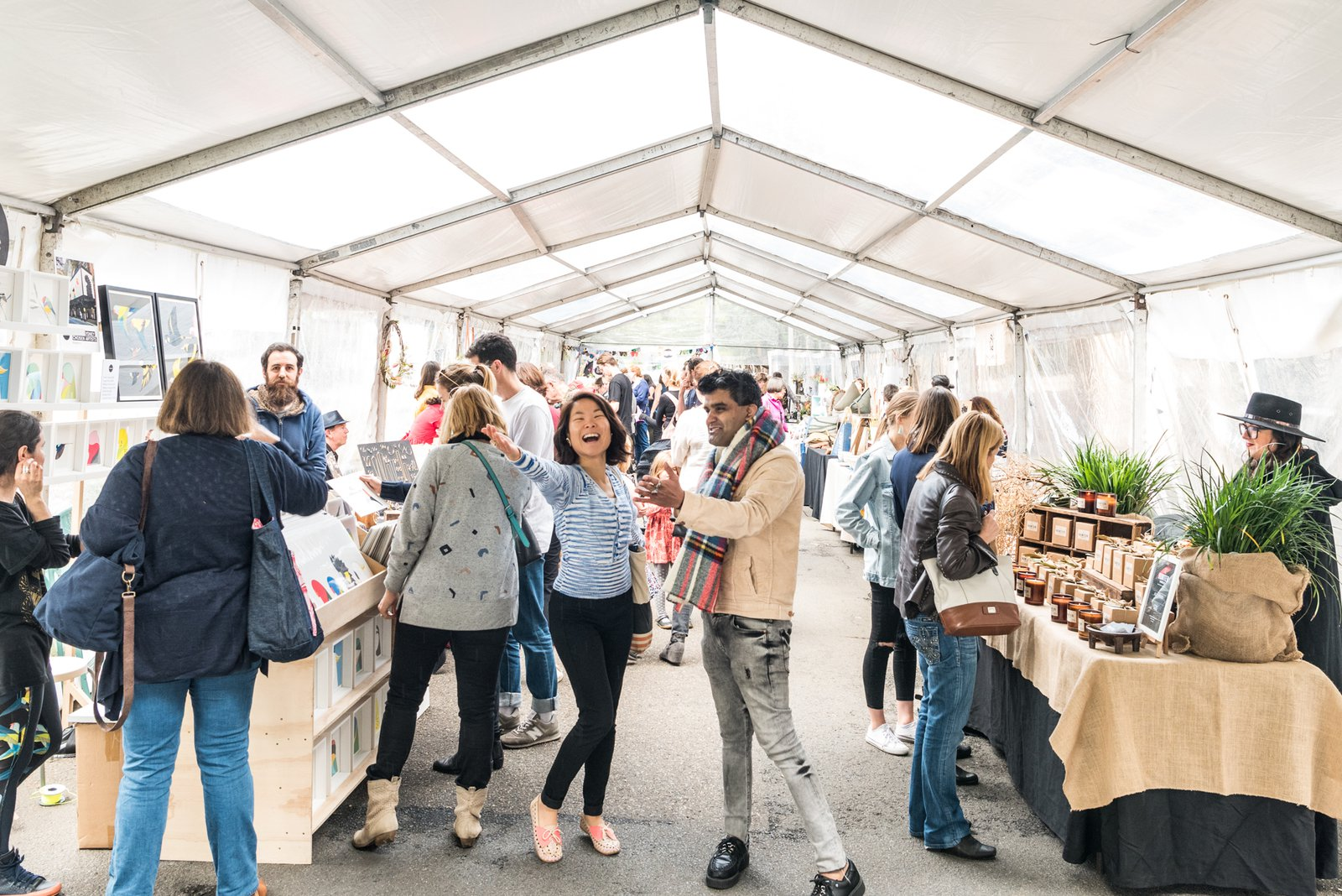 Makers Market at ADC, 2018