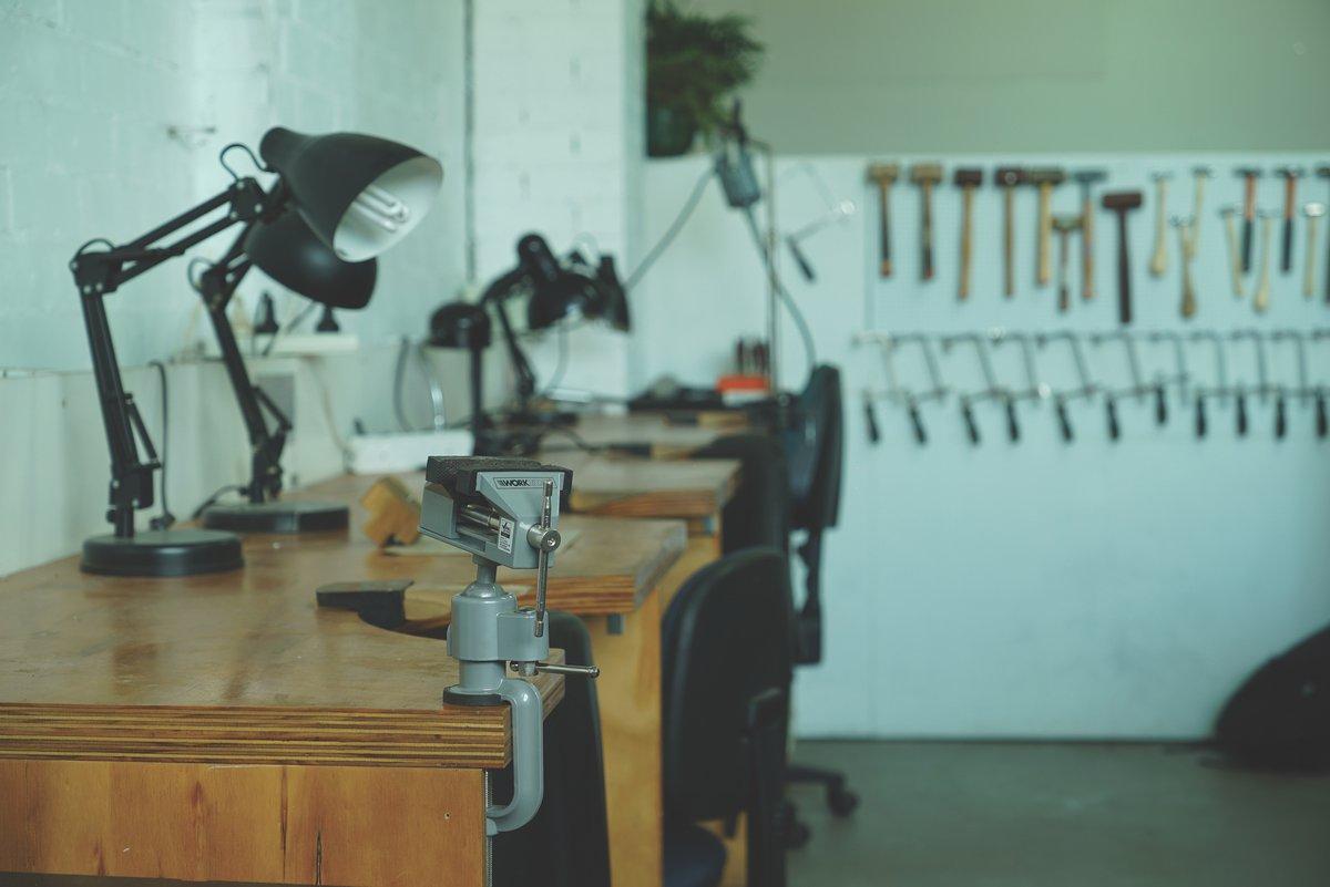 SquarePeg Studios Classroom, 2018, Image George Last