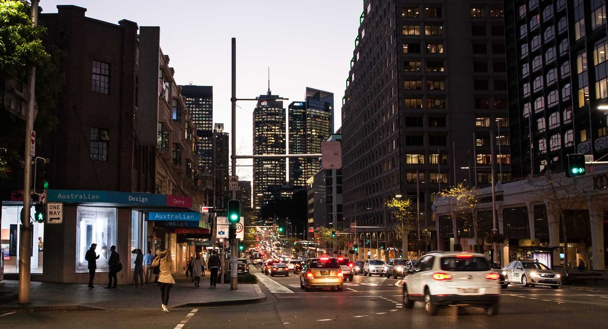Panel Discussion: Sydney - A City on the Make