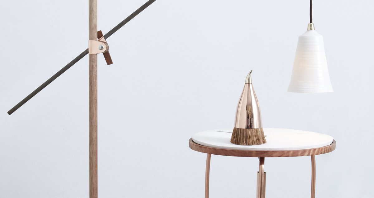 UNSW Design objects, sculptural with lights