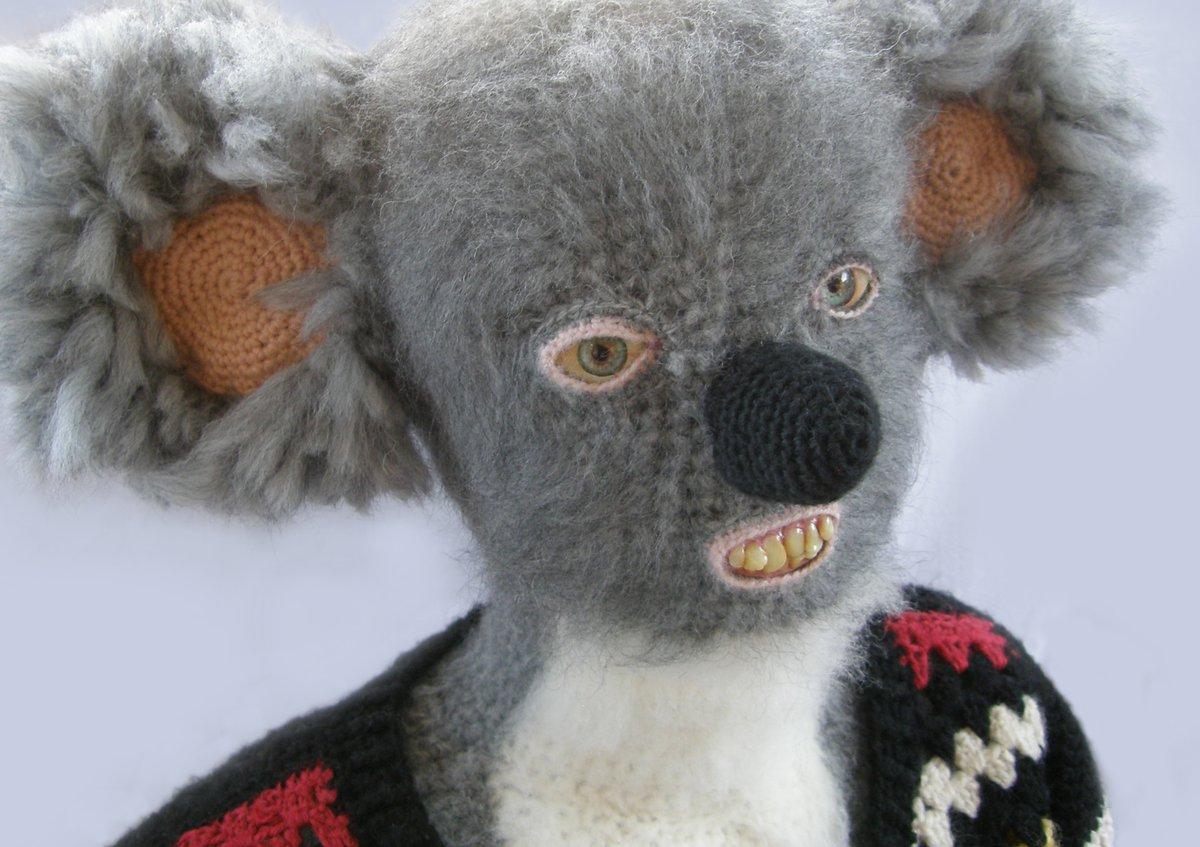 Vanessa Ion Zoo Life Koala 3 2019