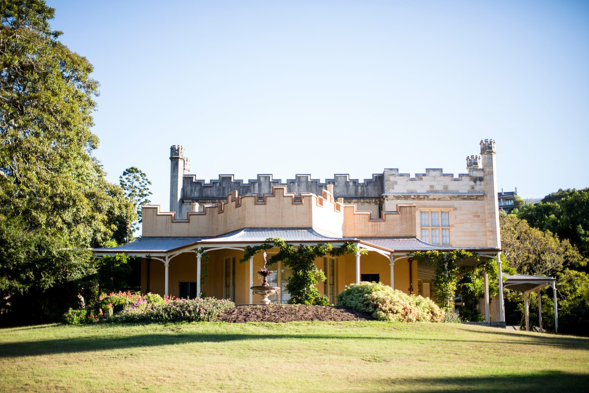 Vaucluse House, Sydney Living Museums, Photograph. Photo by James Horan