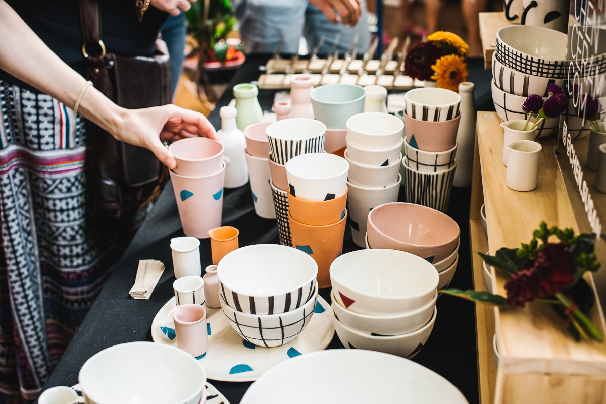 Image: Alana Dimou. Courtesy The Makers and Shakers Market