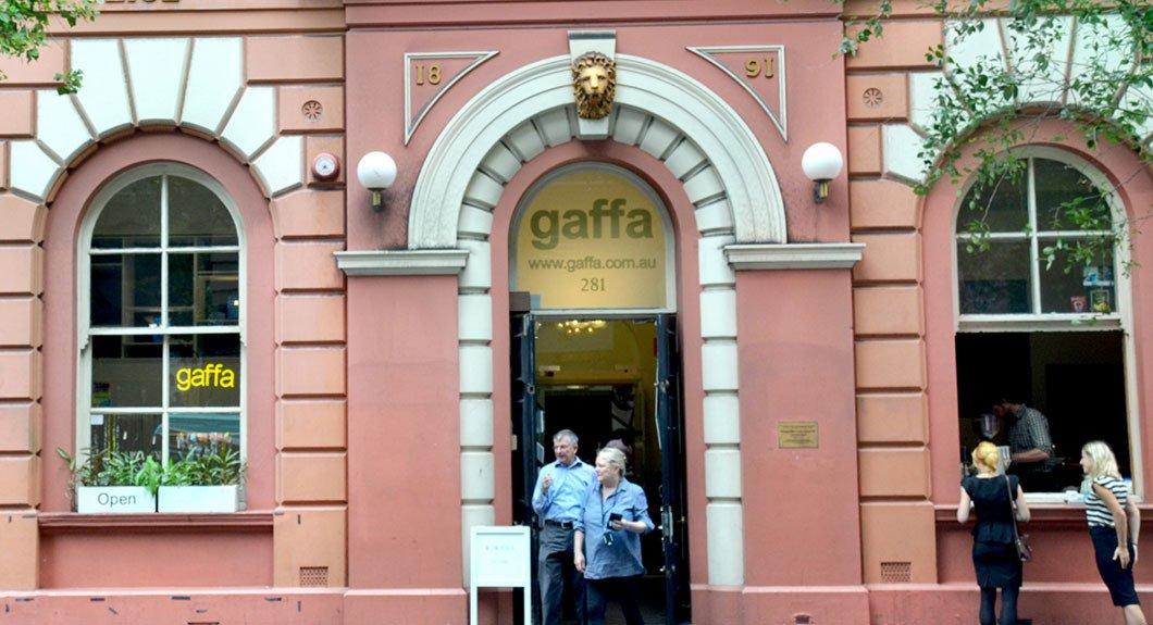 Gaffa