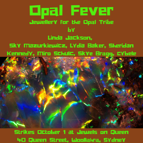 Opal Fever ad